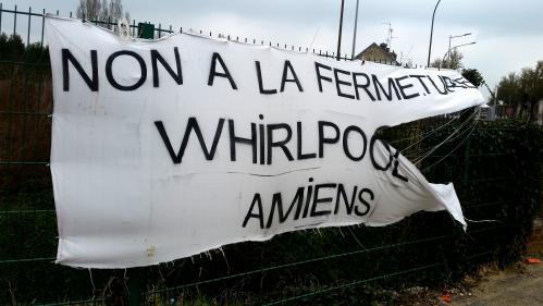 Présidentielle : Emmanuel Macron relance sa campagne en rencontrant les Whirlpool à Amiens