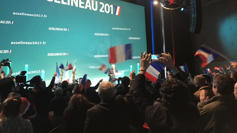 Qui sont les supporters de François Asselineau, candidat surprise à l'élection présidentielle?