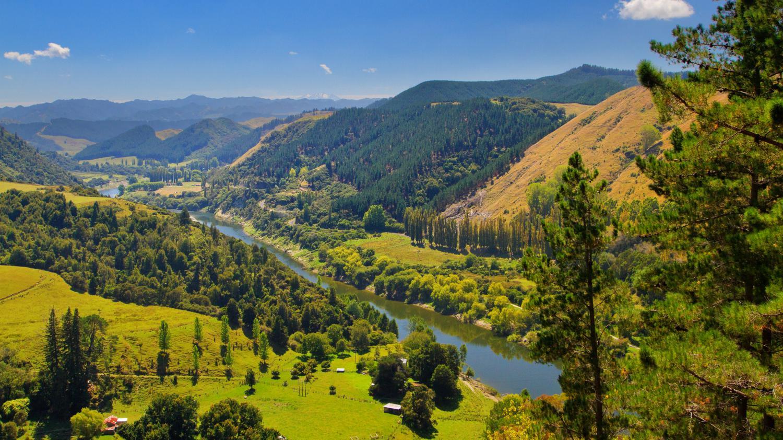 Nouvelle Zelande: VIDEO. En Nouvelle-Zélande, Un Fleuve Obtient Un Statut D