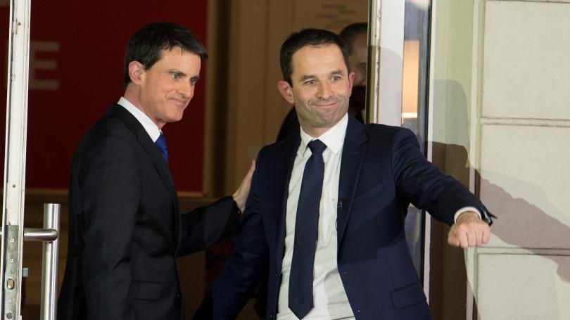 Comment Manuel Valls a pris ses distances avec Benoît Hamon, en quatre actes