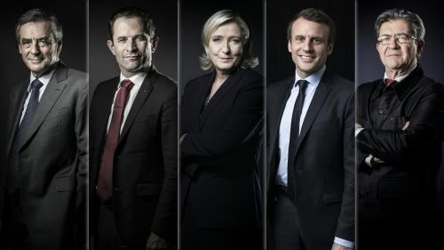 direct, presidentielle, suivez, ecoutez, franceinfo, principaux, candidats