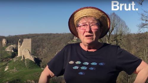 Simone, 71 ans, a récréé un cocon familial autour de 4 jeunes migrants