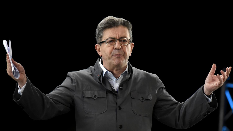 Jean luc m lenchon le candidat fait salle comble rennes - Jean luc petitrenaud sante ...