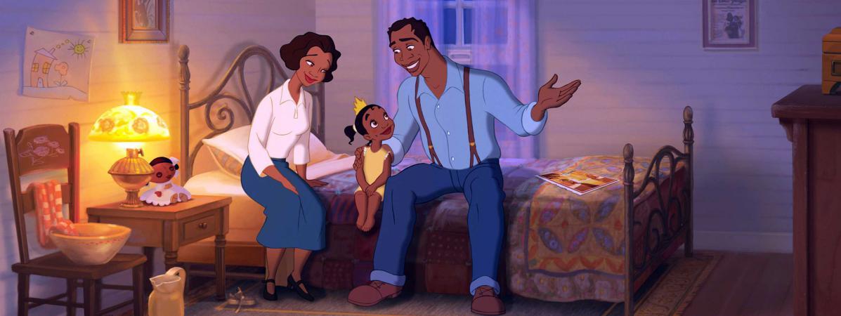 Disney Accusé D Avoir éclairci La Peau Des Princesses Tiana
