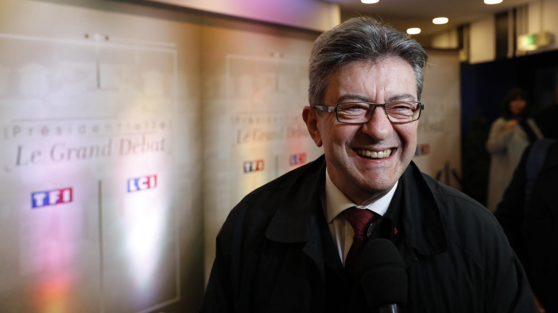 election presidentielle live direct marche jean melenchon paris