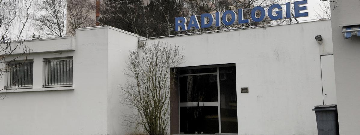 Gr ve des radiologues 80 des cabinets ferm s en signe - Cabinet de radiologie villenave d ornon ...