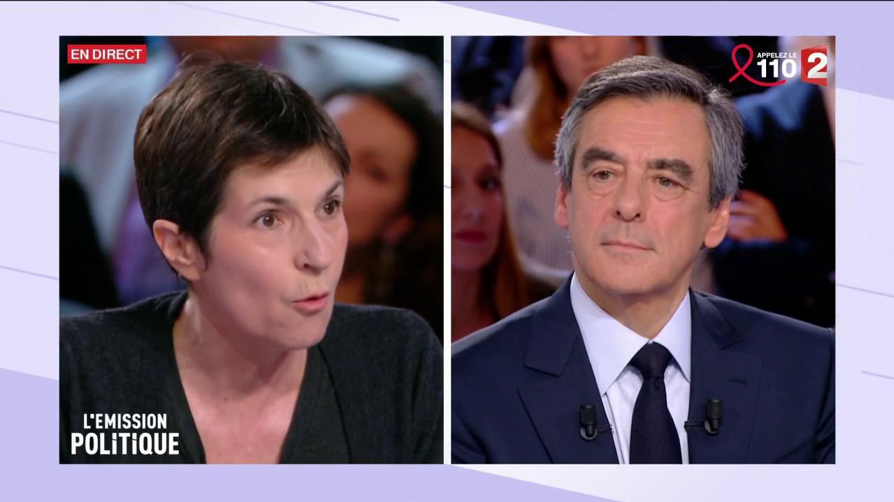 Communication interpersonnelle : clash entre François Fillon et la romancière Christine Angot