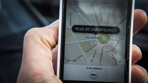 Les organisations de VTC annoncent suspendre toutes négociations avec Uber