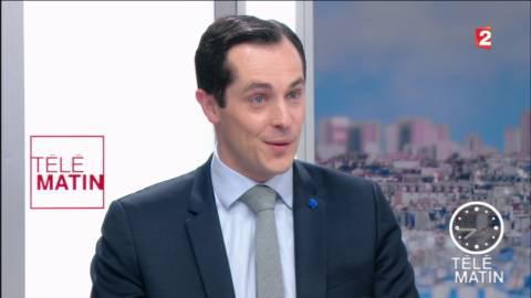 """4 Vérités – Nicolas Bay (FN) accuse """"Estrosi et Juppé d'avoir financé des islamistes"""""""