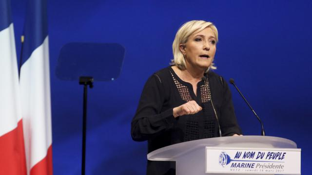 DIRECT. Présidentielle : regardez le meeting de Marine Le Pen à Lille
