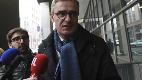 INFO FRANCEINFO. Marc Joulaud, le suppléant de François Fillon à l'Assemblée nationale, est entendu par les juges du pôle financier