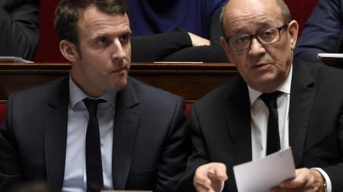 DIRECT. Jean-Yves Le Drian annonce son ralliement à Emmanuel Macron