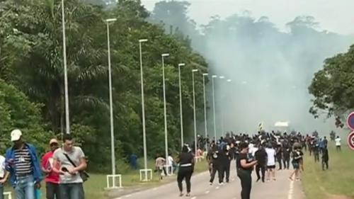 VIDEO. Les raisons de la colère en Guyane, touchée par un mouvement social depuis plusieurs jours