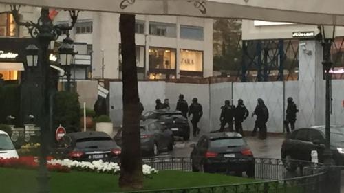 Monaco : braquage à la bijouterie Cartier, le centre de la Principauté est bouclé