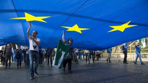 Italie : l'Europe fête ses 60 ans