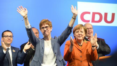 Allemagne : la CDU de Merkel remporte l'élection régionale de Sarre et douche les espoirs du SPD