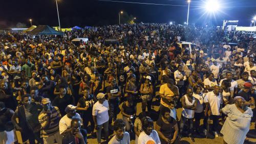 Comment les candidats à la présidentielle réagissent à la crise en Guyane