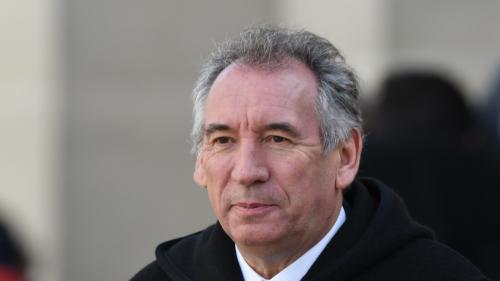 François Bayrou ne sera pas candidat aux législatives en juin