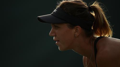 VIDEO. Tennis: l'entraînement de Kristina Mladenovic à Miami interrompu par un iguane