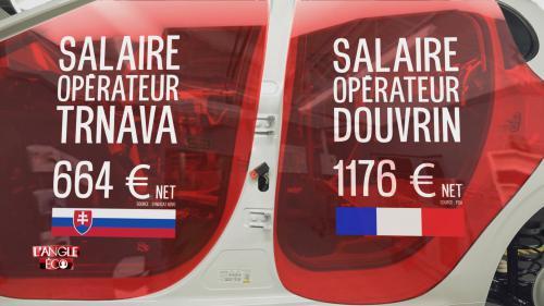 VIDEO. Peugeot Citroën : quand l'usine de Slovaquie est plus compétitive que celle du Pas-de-Calais