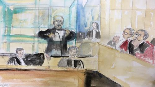 Carlos condamné à la réclusion criminelle à perpétuité pour l'attentat du Drugstore Publicis en 1974
