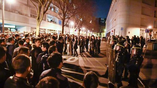 Ce que l'on sait de la mort de Liu Shaoyo, un Chinois abattu par la police à Paris
