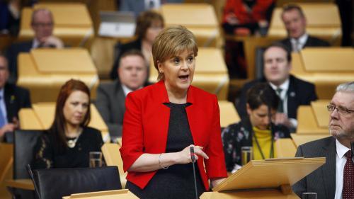 Royaume-Uni : le Parlement d'Ecosse autorise un nouveau référendum sur l'indépendance