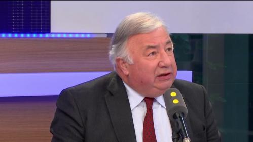 """Présidentielle : Gérard Larcher """"croit en la victoire de François Fillon"""""""