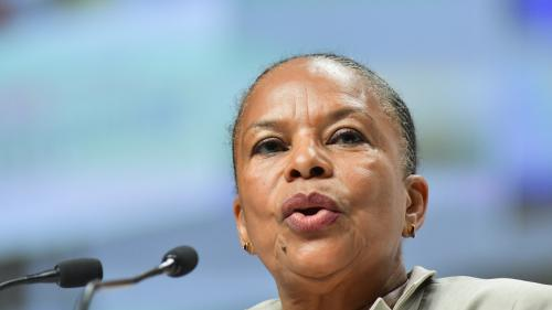 "VIDEO. Crise en Guyane : Christiane Taubira réclame des ""solutions crédibles et durables"""