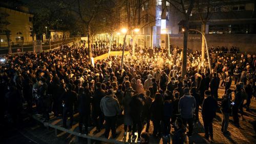 Chinois tué par un policier : un nouvelle manifestation et quelques heurts à Paris