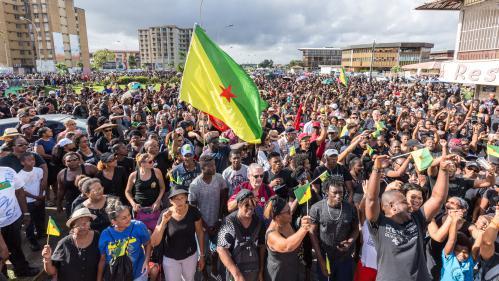 DIRECT. Guyane : le ministre de l'Intérieur et la ministre des Outre-Mer sont arrivés sur place