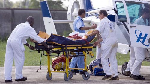 """En Guyane, """"si vous êtes pauvre et que vous survivez à un accident, c'est que vous avez de la chance !"""""""