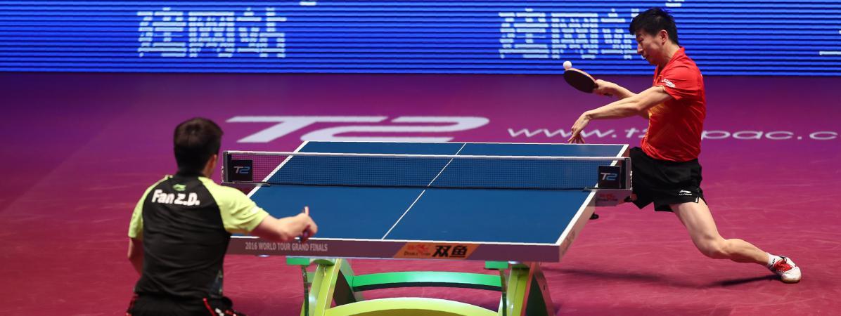 Le tennis de table nouvel eldorado des parieurs tricheurs - Classement individuel tennis de table ...