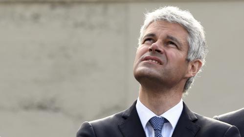 """Présidentielle : une enquête ouverte contre Laurent Wauquiez pour """"détournement de fonds publics"""""""