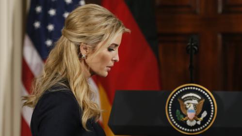 Etats-Unis : Ivanka Trump, conseillère de son père, devient employée fédérale