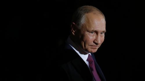 Vladimir Poutine remet en cause l'impact de l'homme dans le changement climatique