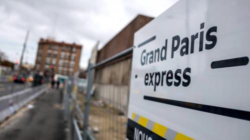 Grand Paris Express : la ligne 18 du futur métro, reliant Orly à Versailles, déclarée d'utilité publique