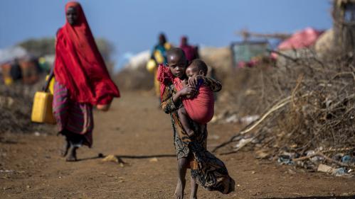"""En 2016, """"une personne a été contrainte de fuir à l'intérieur de son pays toutes les secondes"""" selon le rapport de deux ONG"""