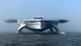 Race For Water : comment réparer un bateau 100% écologique