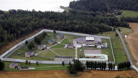 La prison de Mariefred en Suède