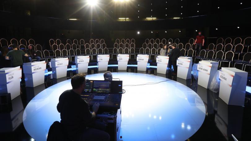 """Présidentielle : thèmes, temps de parole... Le mode d'emploi du """"Grand Débat"""" à 11 candidats"""