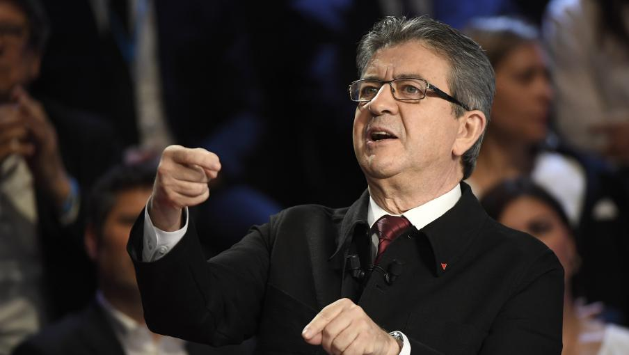 interview jean melenchon periodique regards