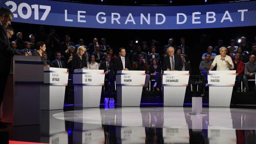 """Débat présidentiel : pour le politologue Bruno Cautrès """"les indécis sont restés sur leur faim"""""""