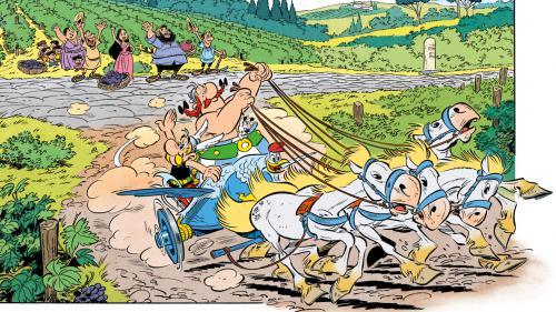 Astérix et Obélix : leur dernière aventure en Italie sort ce jeudi