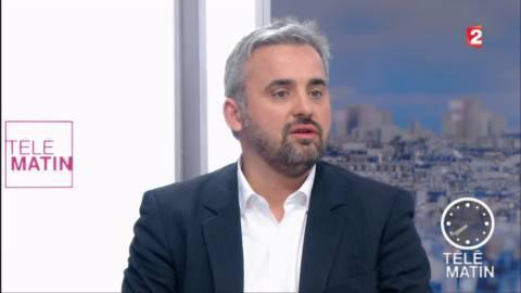 """4 Vérités : pour Alexis Corbière, la présence de Hulot au """"gouvernement n'est que cosmétique"""""""