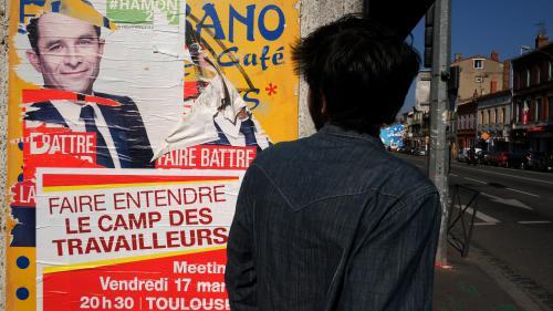 """""""Des endroits sont souillés par les affiches électorales"""" : pourquoi la présidentielle agace des défenseurs des paysages"""