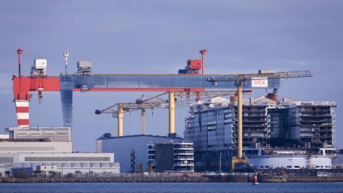Emploi : les contrats de chantier très utilisés sur les chantiers navals de Saint-Nazaire