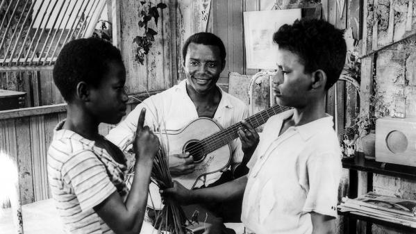 """Cannes, un festival de palmes. En 1959, le film musical """"Orfeu Negro"""" """"tombe pile au bon moment"""""""