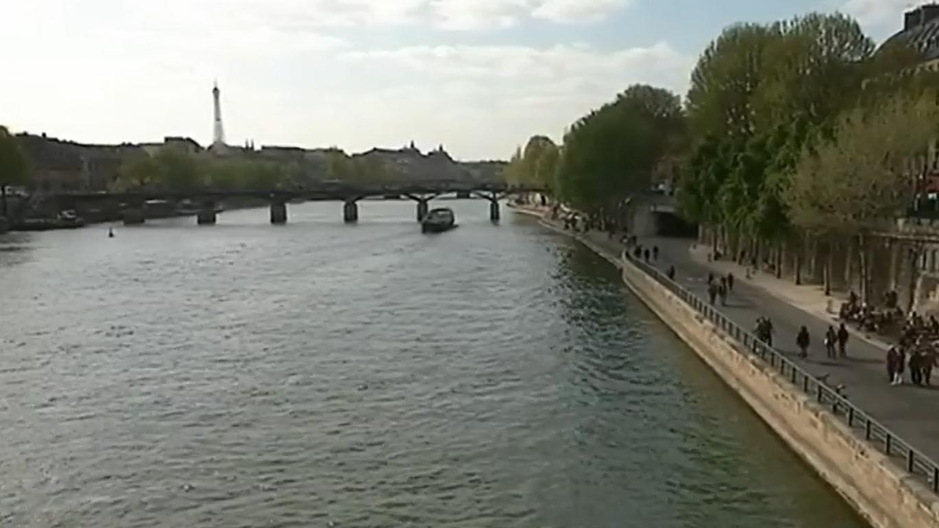 Paris fen tre sur les rives de la seine for Fenetre sur pacifique