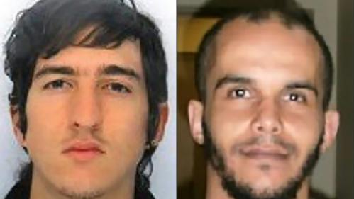 Attentat déjoué : les deux suspects transférés à la DGSI